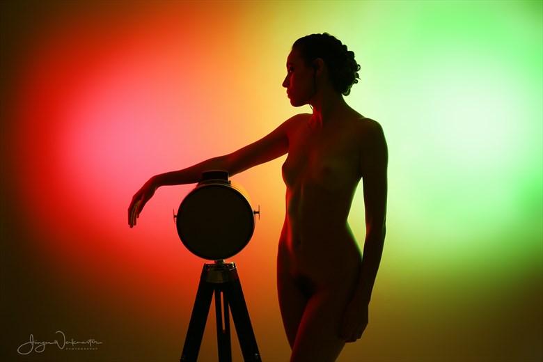 Gels 1 Artistic Nude Photo by Photographer Photowerk