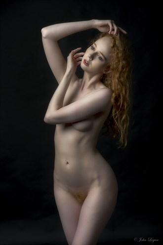 Gemma Artistic Nude Photo by Photographer John Logan
