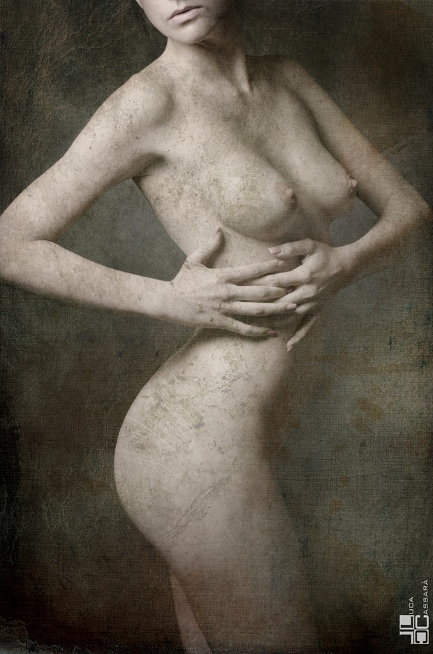 Genesys Artistic Nude Photo by Photographer Luca Kronos Cassar%C3%A0