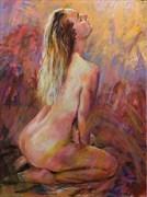 Geneveive 3 Artistic Nude Artwork by Artist Rod