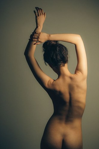 Gentle Artistic Nude Artwork by Model Mia Liberum