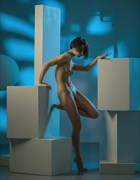 Geometry Artistic Nude Photo by Photographer dml