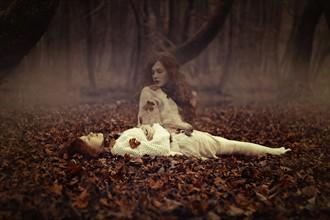 Ghost whisper Surreal Photo by Photographer Maja Topcagic