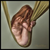 Ginger Sling Artistic Nude Photo by Photographer Provoculos