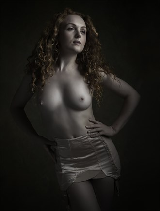 Girdle Lingerie Photo by Photographer Andy G Williams