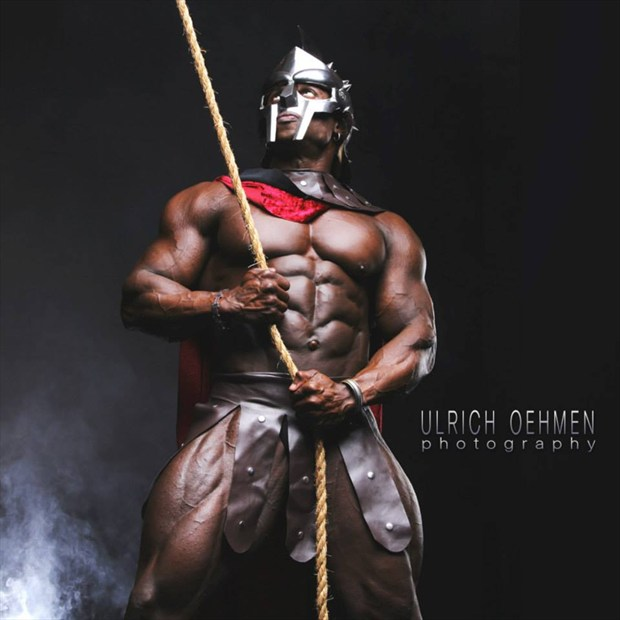 Gladiator  Cosplay Photo by Model Seanjones