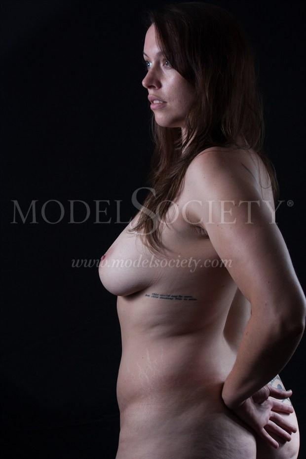 Glamazon2 Artistic Nude Photo by Photographer LookingGlassProject