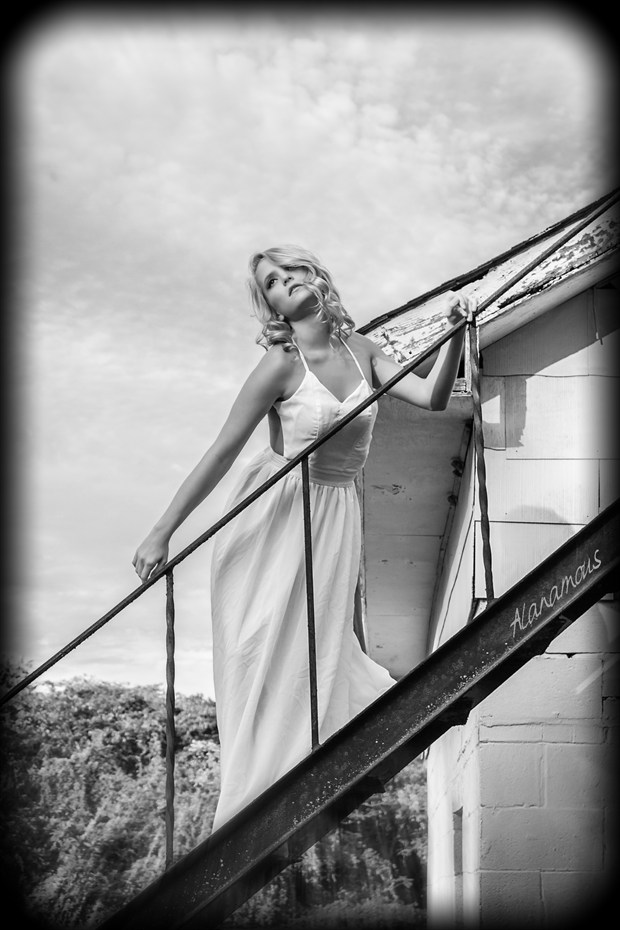Glamorous Gabby Vintage Style Photo by Photographer Alanamous