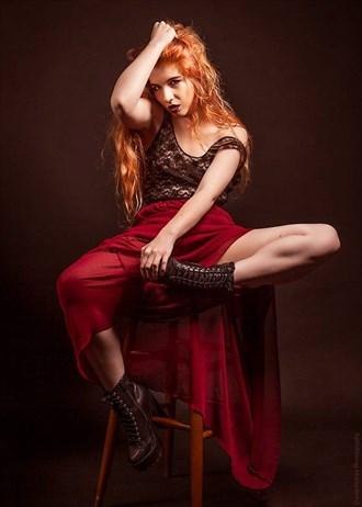 Glamour Alternative Model Photo by Model JenovaxLilith