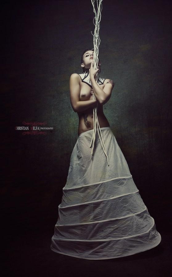 Glamour Alternative Model Photo by Photographer Christian Melfa
