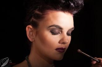 Glamour Alternative Model Photo by Photographer Jeff Crass Photo