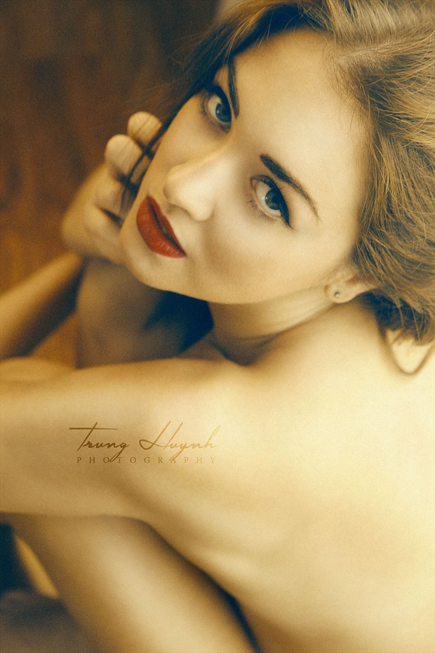 Glamour Artwork by Photographer Trung Huynh