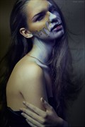 Glamour Body Painting Artwork by Photographer Max Solve