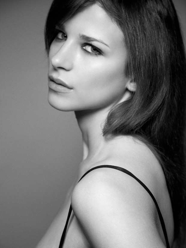 Glamour Close Up Photo by Model Rebecca Norden