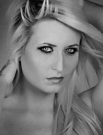 Glamour Close Up Photo by Model Whitney