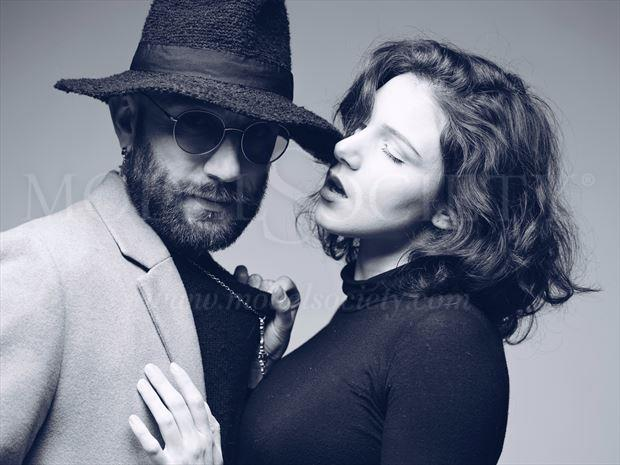 Glamour Couples Photo by Model H%C3%A9rodiade