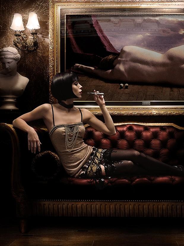 Glamour Fashion Photo by Artist Jeffery Scott (1019)