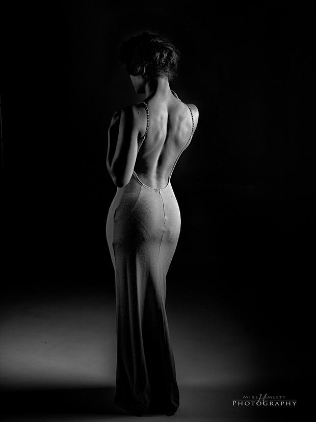 Glamour Figure Study Artwork by Photographer mehamlett