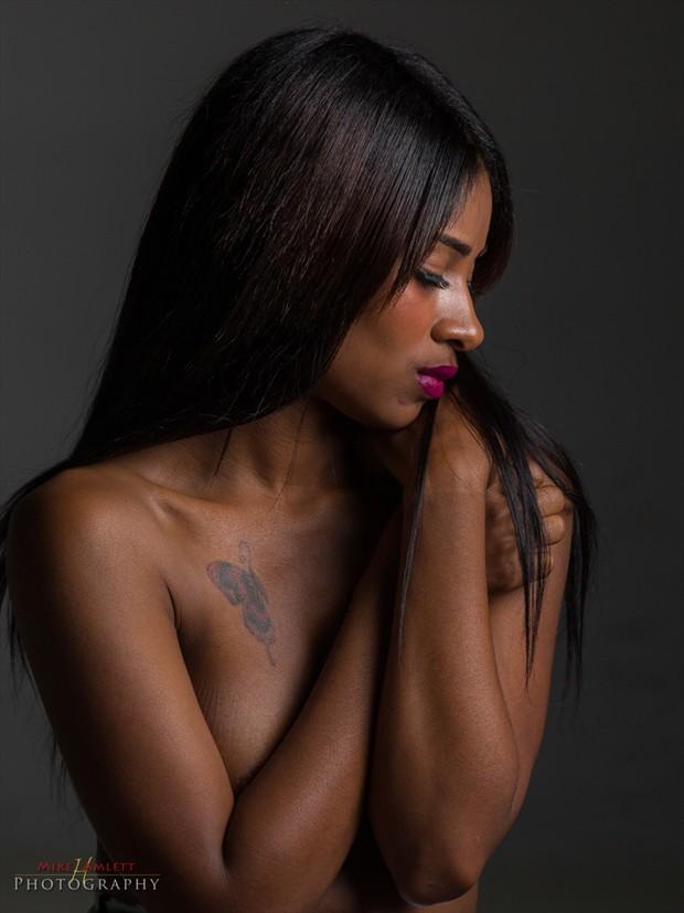 Glamour Implied Nude Artwork by Photographer mehamlett