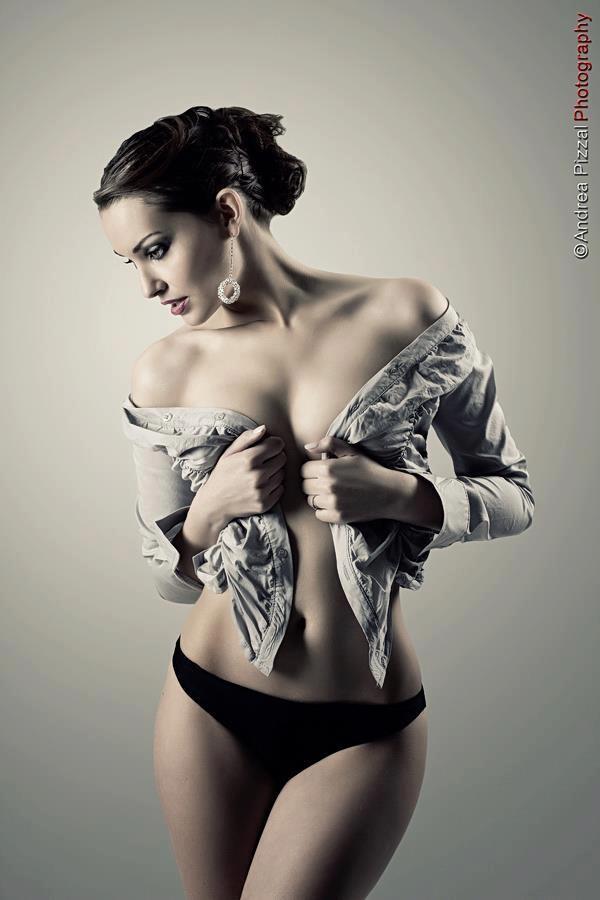 Glamour Photo by Model Alessandra Zuccarello