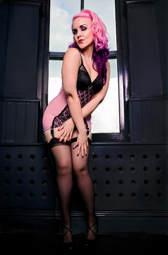 Glamour Pinup Photo by Model MissLollirot