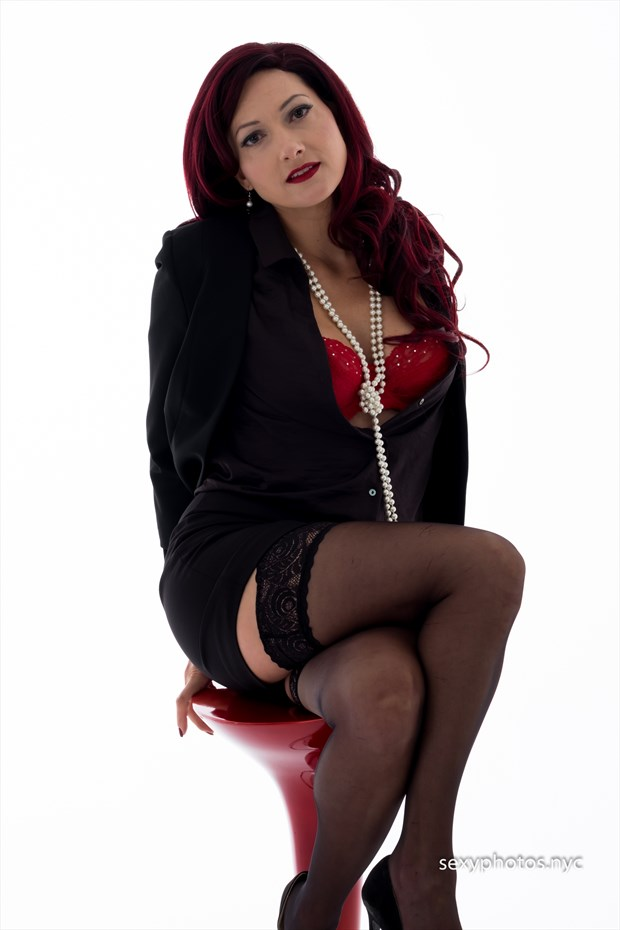 Glamour Pinup Photo by Model Ms_M