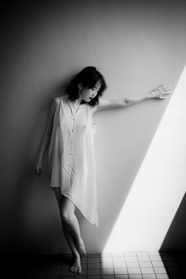 Glamour Pinup Photo by Model Sonya Lynn