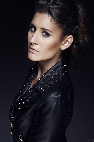 Glamour Studio Lighting Photo by Model Camilla Rose