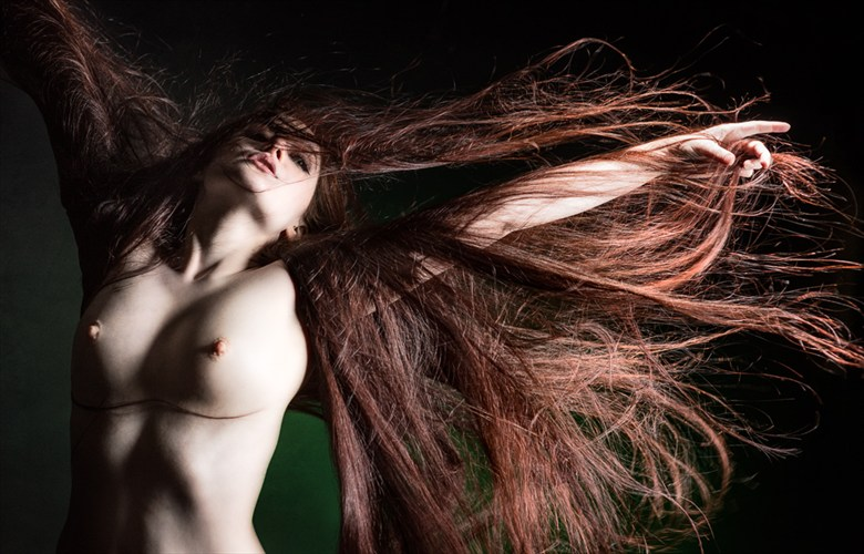 Go Forth! (2015) Artistic Nude Photo by Photographer Billy Monday