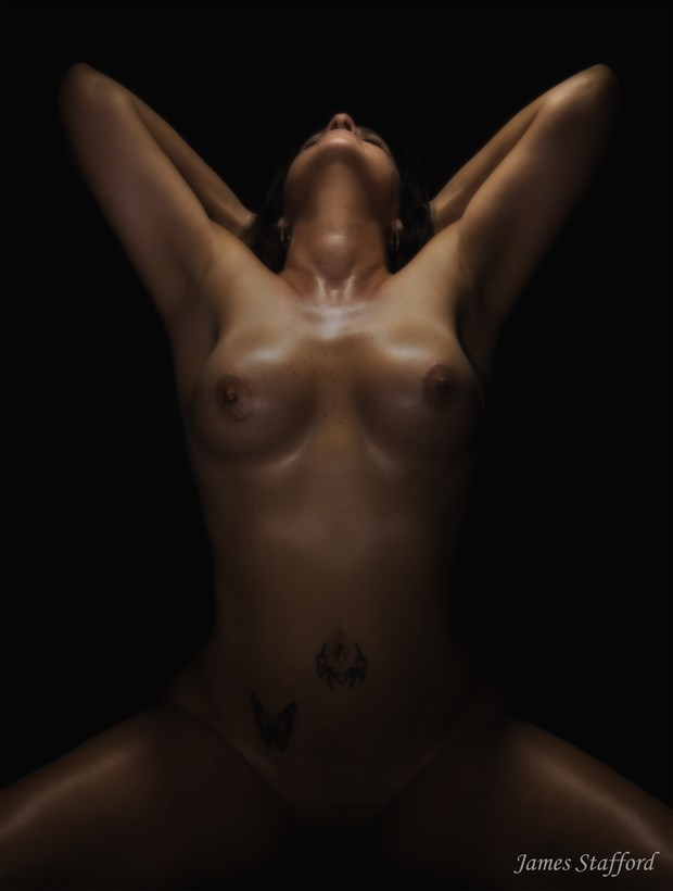 Goddess Artistic Nude Photo by Photographer JamesStaffordPhotography