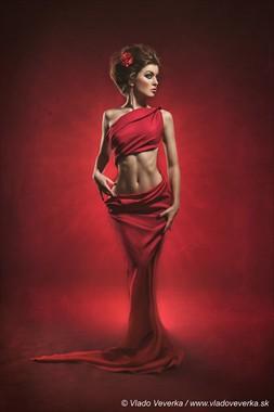 Goddess Glamour Artwork by Artist Vera Croft