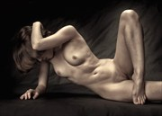 Good as Gold Artistic Nude Photo by Photographer rick jolson