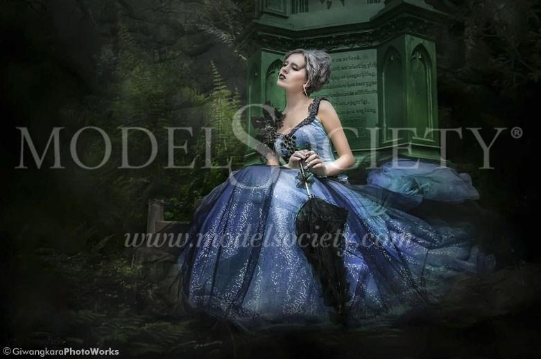 Gothic Fantasy Photo by Photographer EG Giwangkara S