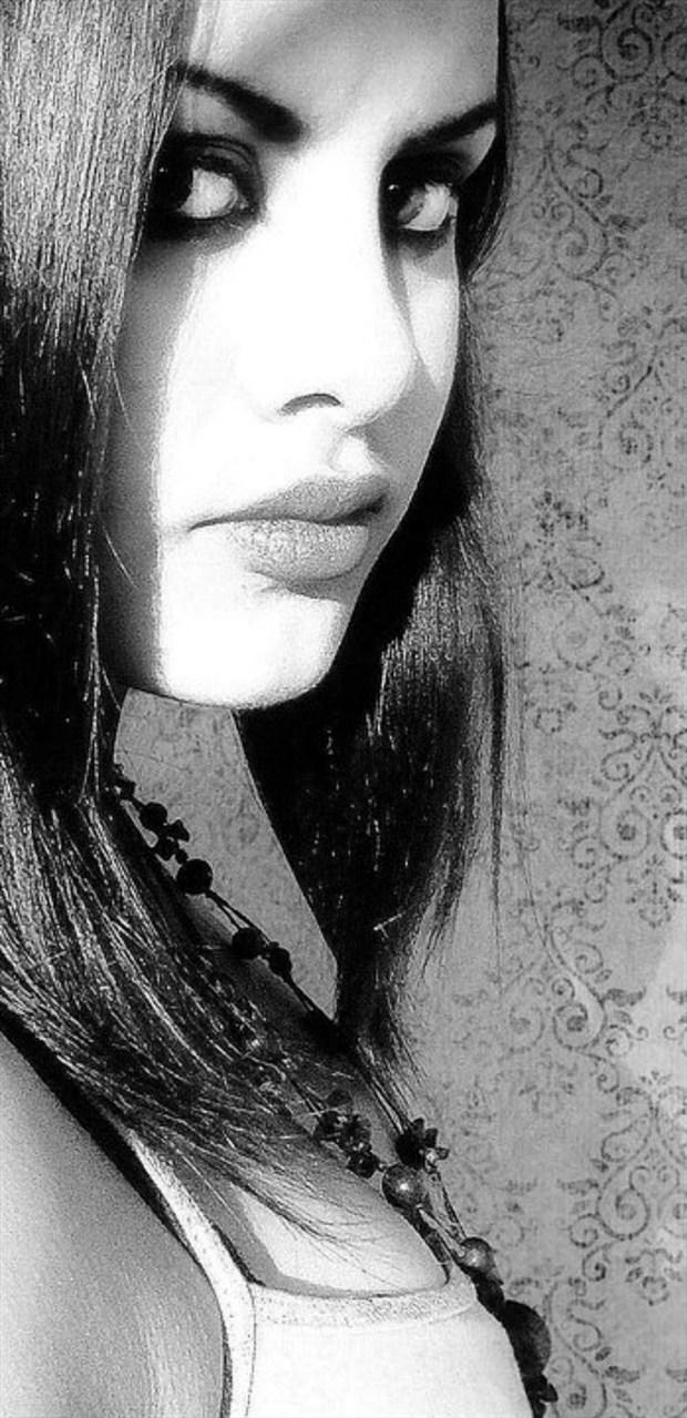 Gothic Photo by Model Zazyl