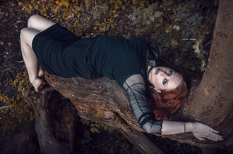 Gothic nature  Alternative Model Photo by Model  Pinklilith