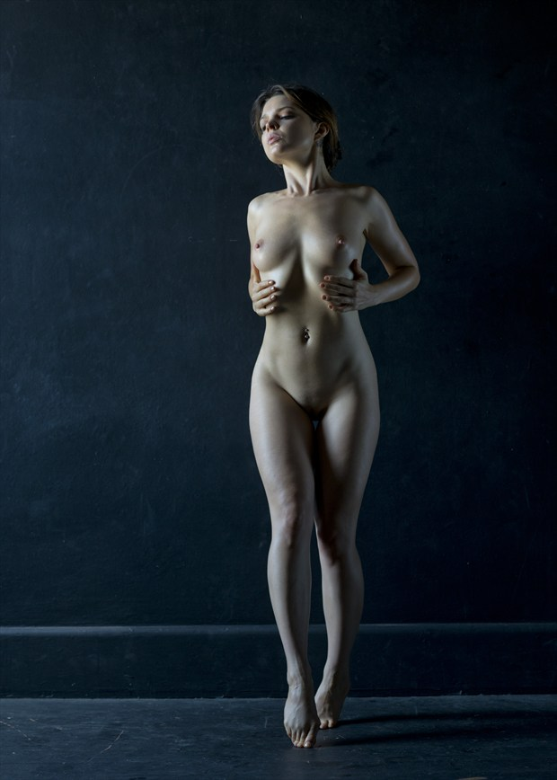 Graciousness Artistic Nude Artwork by Photographer Alan H Bruce