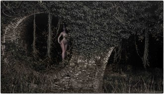 Grand designs Artistic Nude Photo by Model Leaf