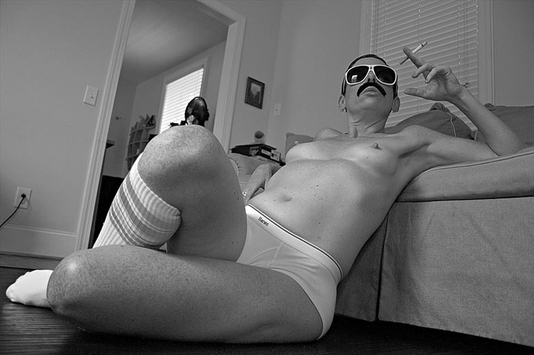 Grandmasterflam Artistic Nude Photo by Photographer Magnus X