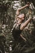 Grasping for Empyrean Nature Photo by Model Satya