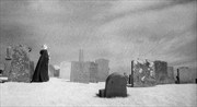 Graveyard IR Surreal Photo by Photographer AR Graphics