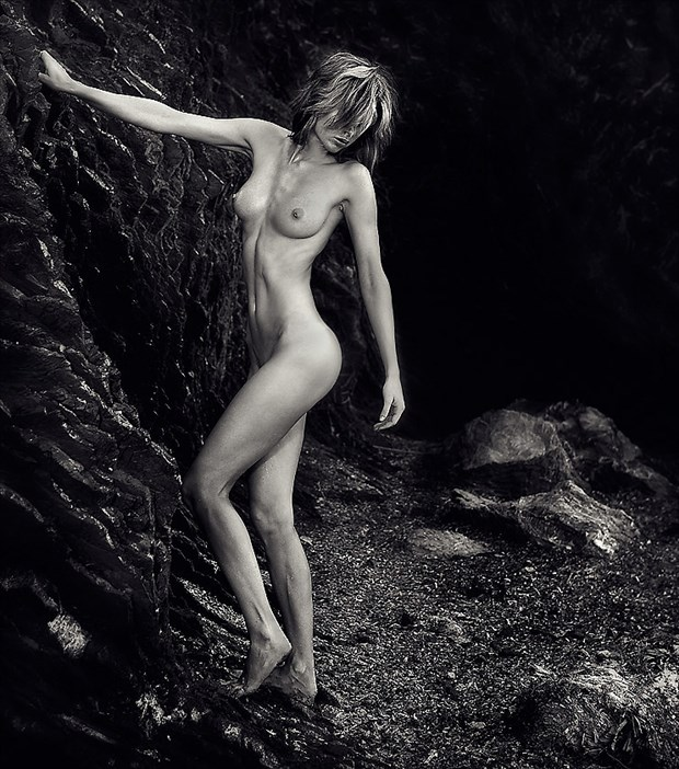 Greace Artistic Nude Artwork by Model Anna Johansson