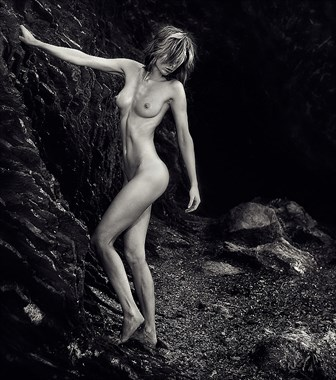Greace Artistic Nude Artwork by Model Anna Johansson