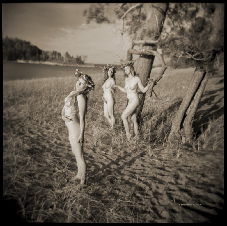 Greating the Longest day Artistic Nude Photo by Model Manzanita