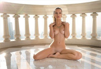 Greek Goddess  Artistic Nude Photo by Photographer dexter