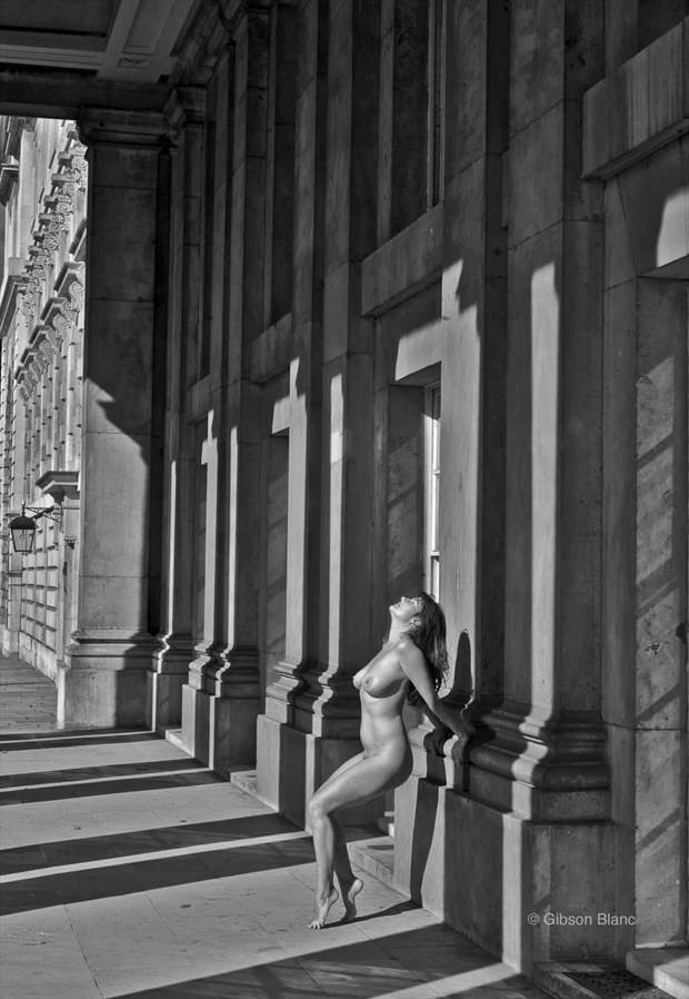 Greenwich University Artistic Nude Photo by Photographer Gibson