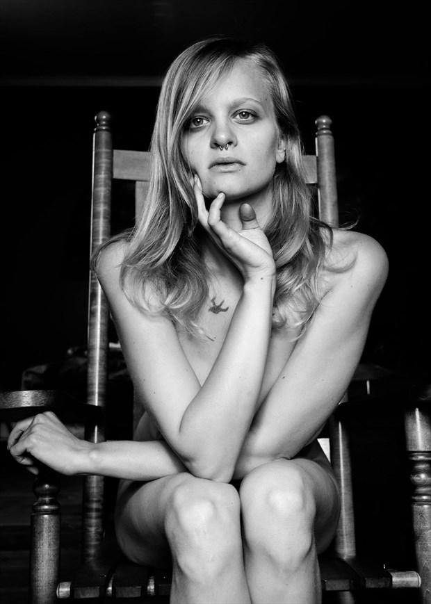 Greg Shea Artistic Nude Photo by Model Ursa Minor