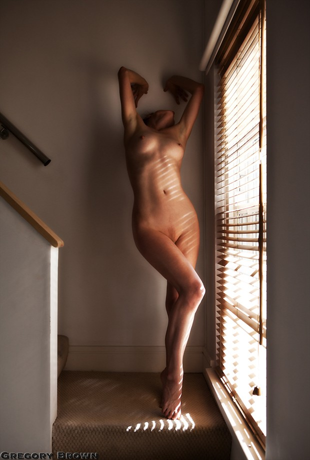 Gregory Brown  Artistic Nude Photo by Model Joanna