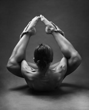 Gris al Natural Artistic Nude Photo by Photographer jose luis guiulfo