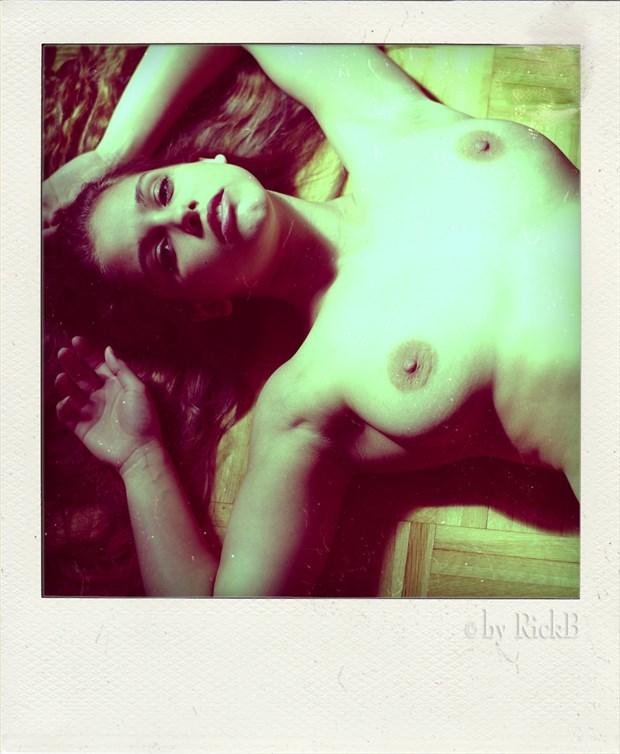 Guenuche Pola Artistic Nude Photo by Photographer RickB