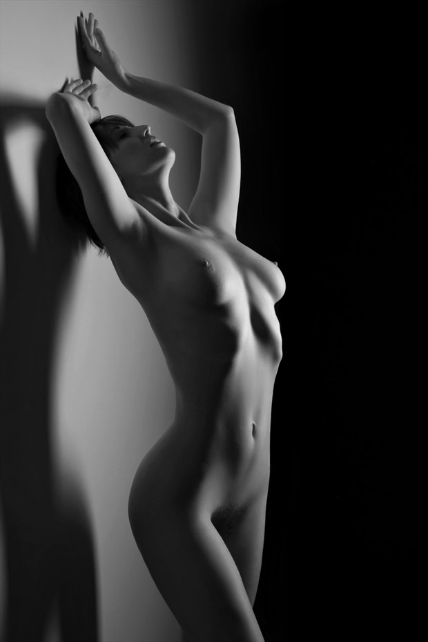 Gwen Wall Artistic Nude Photo by Photographer Zartara Foto